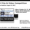 2013 ISFFH Call for Entries