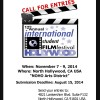 2014 ISFFH Call for Entries